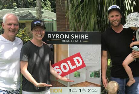 auction bidding service byron bay