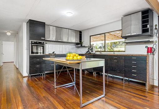 204 Eureka Road kitchen